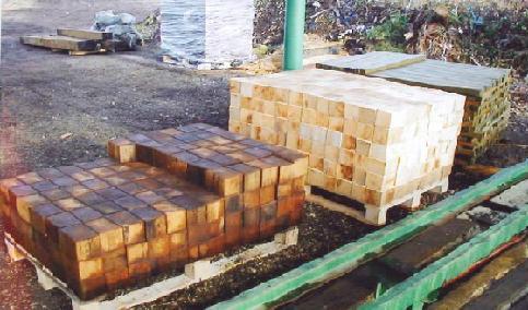 Tlaková impregnace dřeva brno